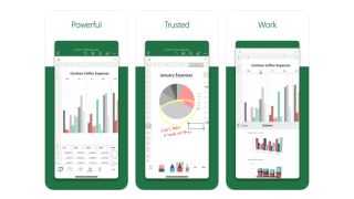 Excel for iOS