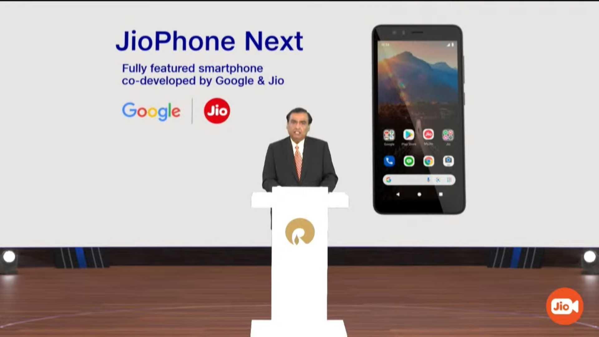 Reliance JioPhone Next