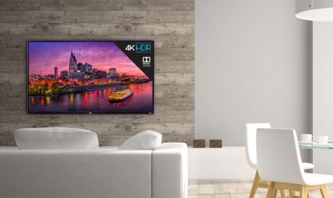 TCL Roku TV 55P607 Review: Expanded Color Gives This TV an Edge
