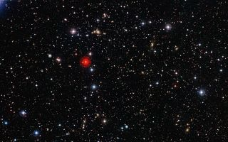 Supercluster of Galaxies Abell 901/902 space wallapaper