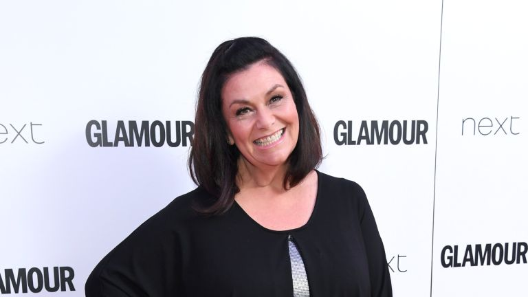 Dawn French attends the Glamour Women of The Year Awards 2017 at Berkeley Square Gardens