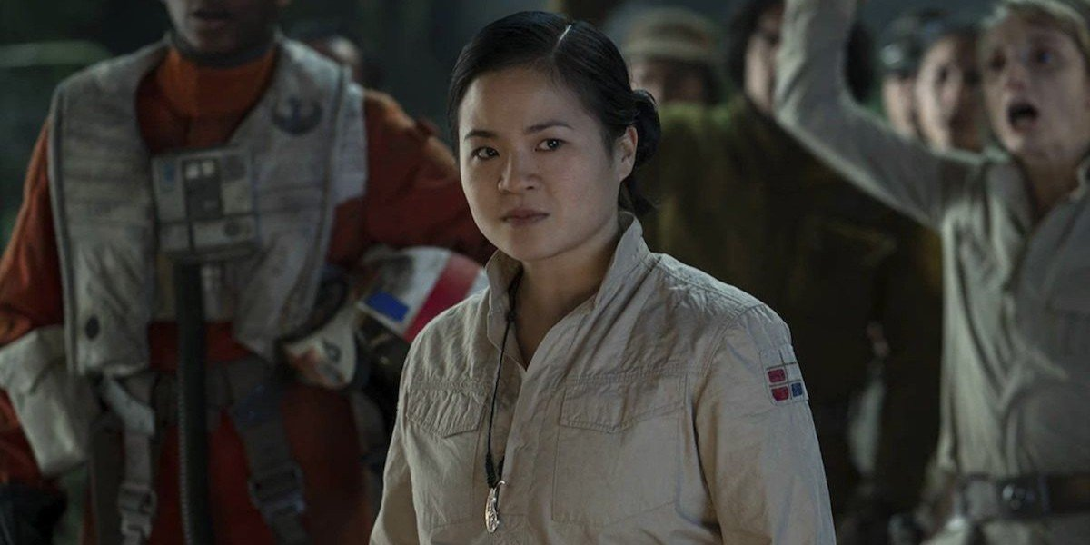 Rose Tico in Star Wars: The Rise of Skywalker