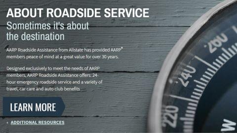 AARP Roadside Assistance review