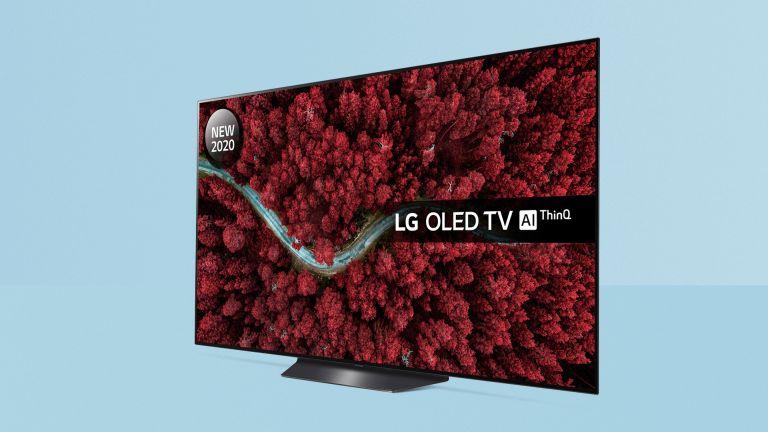 LG BX review OLED 4K TV
