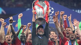 Klopp Liverpool Champions League