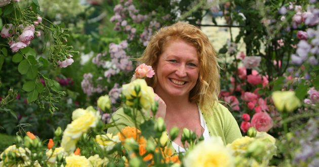 Charlie Dimmock I M Going To Get Hate Mail About Garden