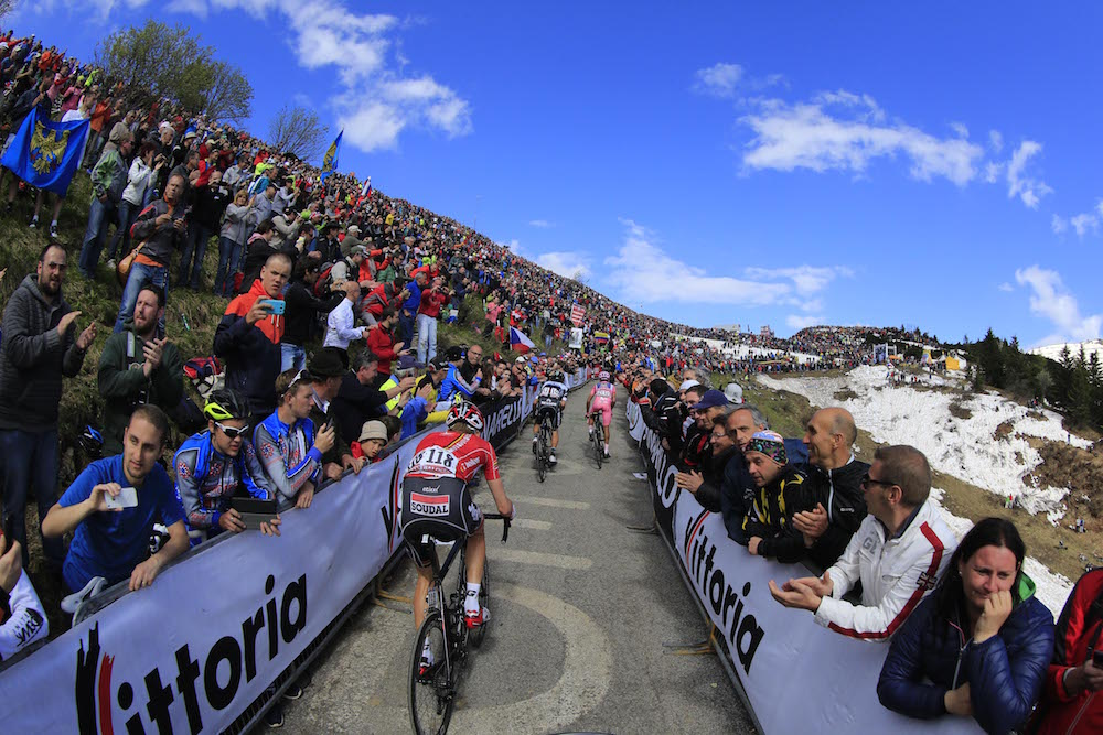 What gearing will the Giro riders use to tackle the Monte ...