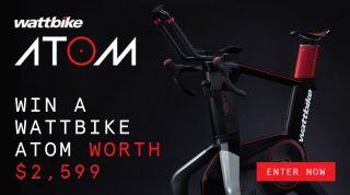 Win a Wattbike Atom