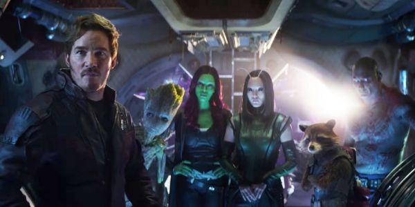 Guardians of the Galaxy Avengers: Infinity War