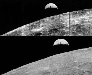 Earthrise 1966/2008
