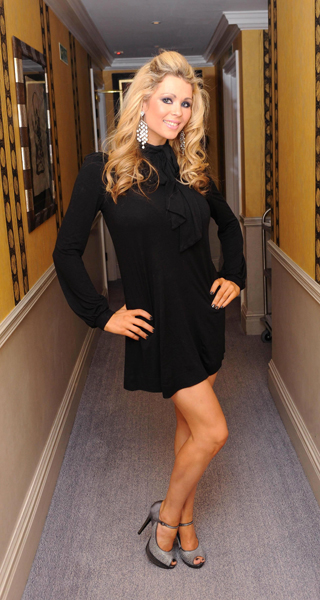 Nicola McLean: 'I've had 200 hate messages a day'