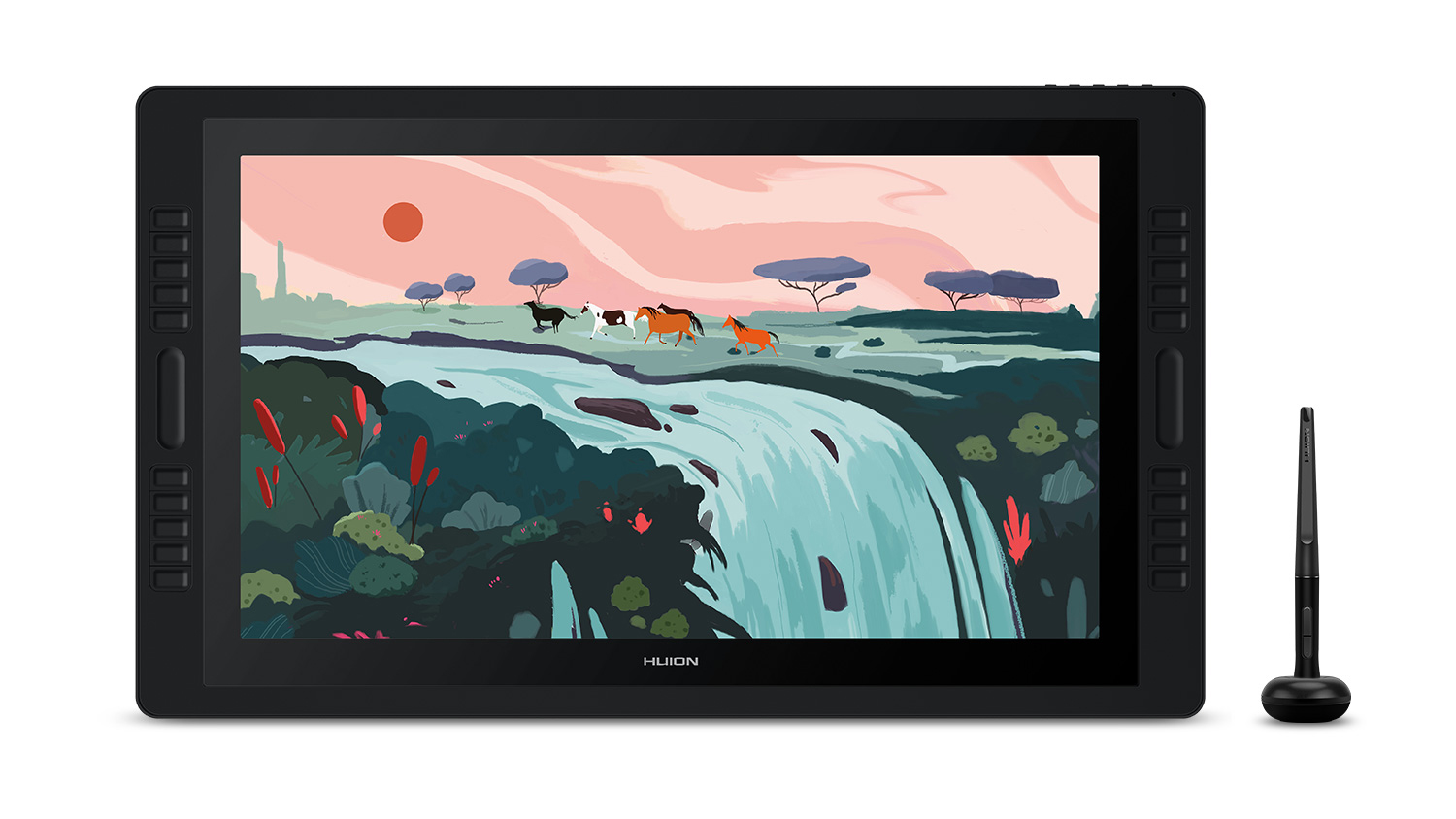 The Best Huion Drawing Tablet In 2020 Creative Bloq