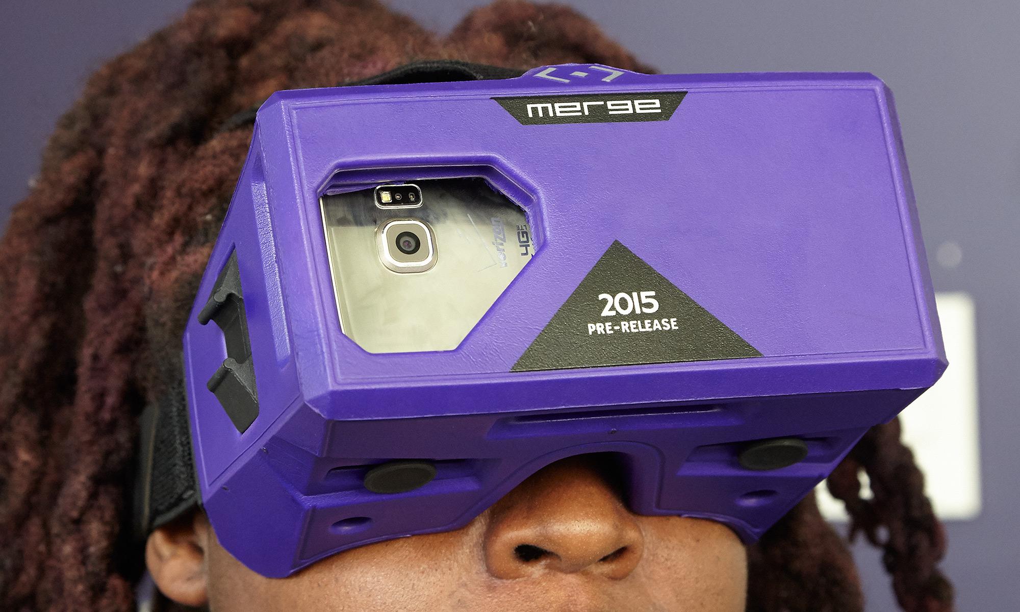 Merge VR Review: A Pretty Good Gear VR Alternative | Tom's Guide