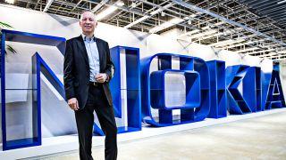 Nokia Shanghai Bell CEO Markus Borchert.