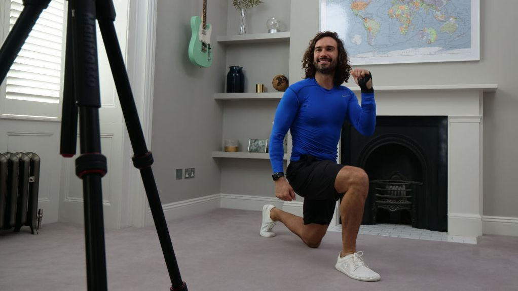 How to re-watch Joe Wicks PE lesson plus how to keep kids busy at home 4 more ways