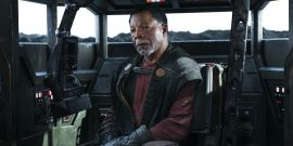 What The Mandalorian's Carl Weathers Finds Challenging About Playing Greef Karga For Disney+