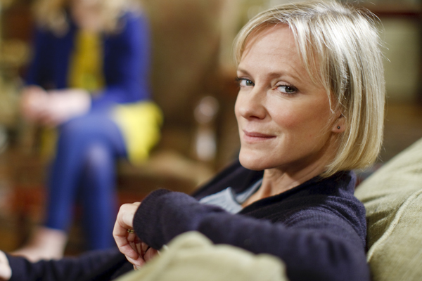A quick chat with Hermione Norris