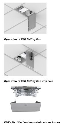 FSR CORE Product Line Addresses Floor Space Challenges