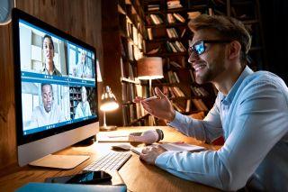 Videokonferenzen - im Homeoffice das Mittel zur Kommunikation