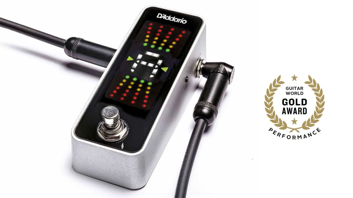 Review: D'Addario's Chromatic Pedal Tuner