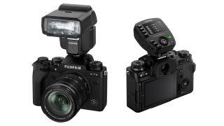 Fujifilm EF-60 and Fujifilm EF-W1