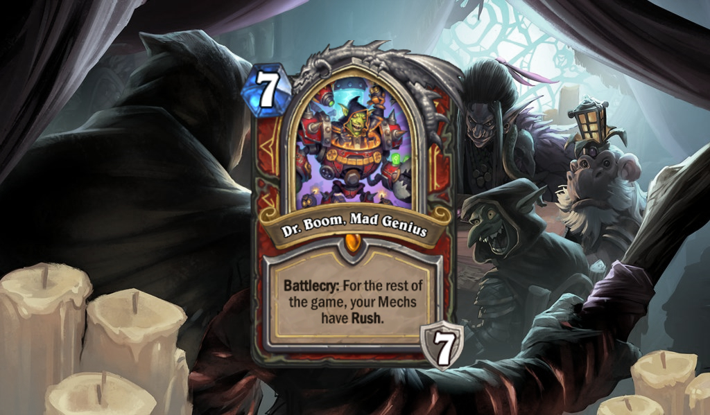 Why the hell hasn't Dr. Boom, Mad Genius been nerfed yet? | PC Gamer