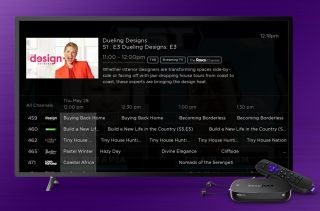 The Roku Channel's new TV guide