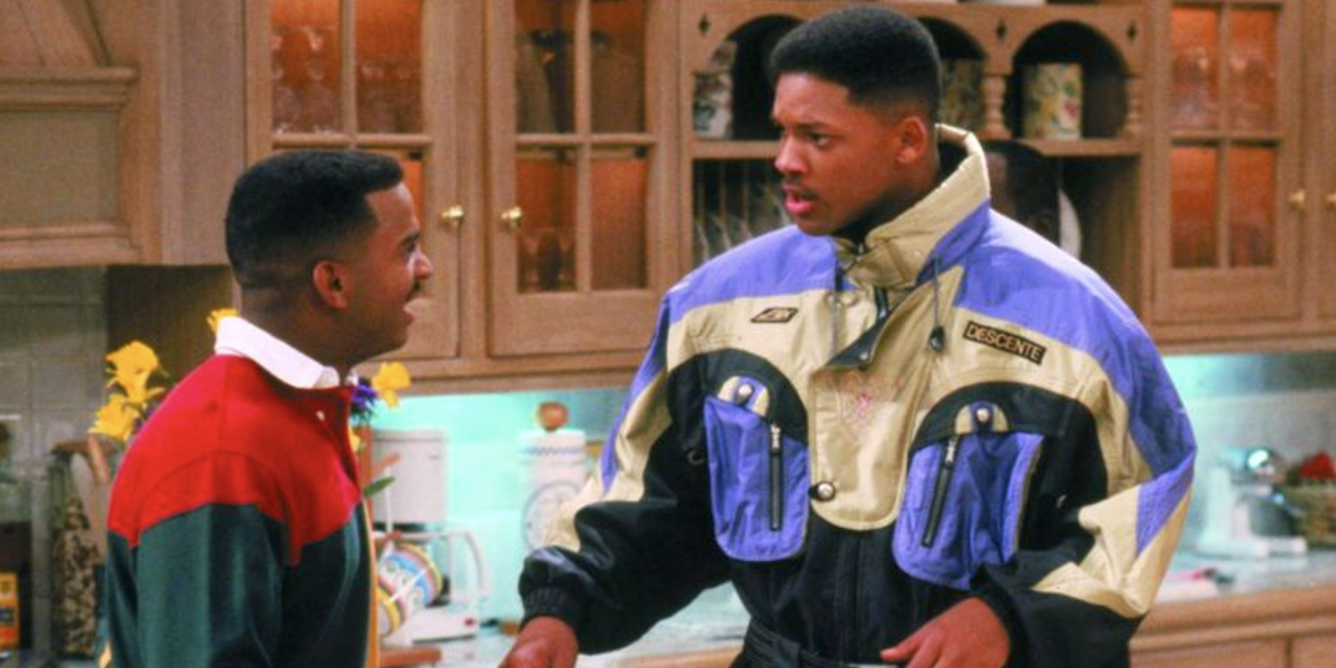 fresh prince of bel air nbc alfonso ribeiro will smith