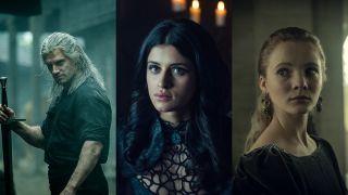 seconda stagione di The Witcher.