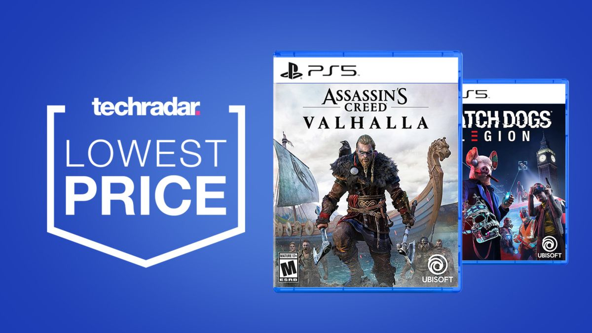 Assassin's Creed Valhalla and Watch Dogs Legion are even cheaper than usual in this week's PS5 deals