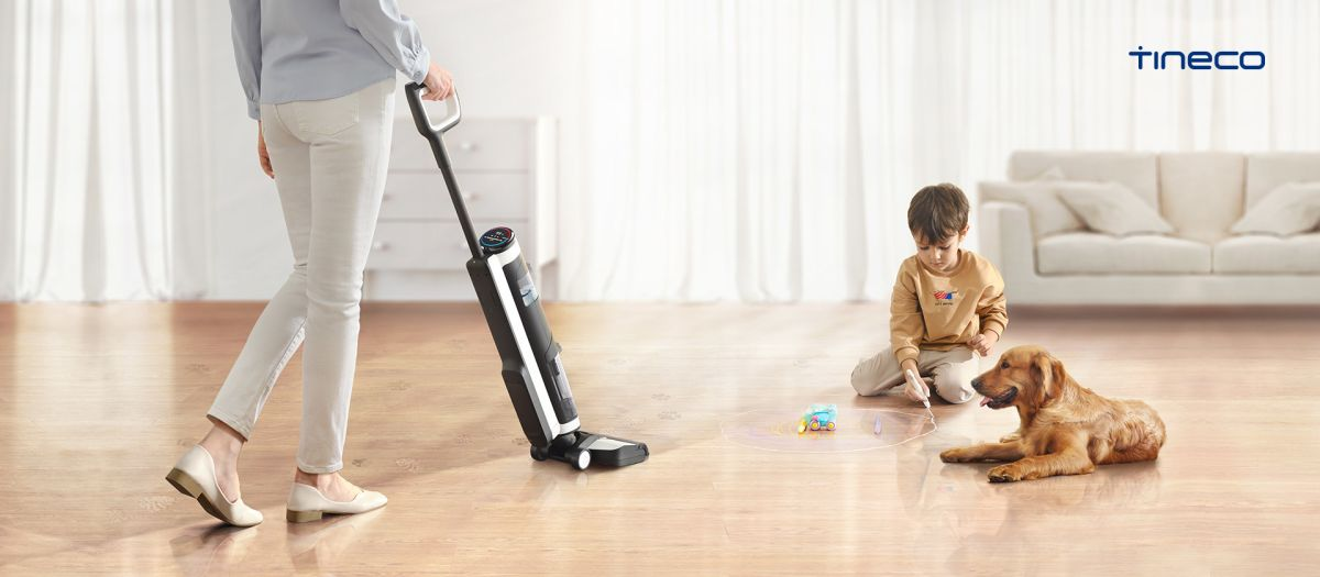 Tineco Floor One S3 review: a cordless vacuum and mop with techy features