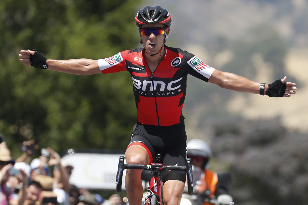 Richie porte extends contract with bmc racing beyond 2017 for Richie porte cyclist