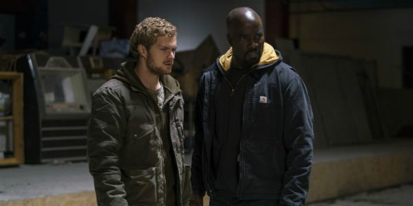 Iron Fist Danny Rand Finn Jones Luke Cage Mike Colter Netflix