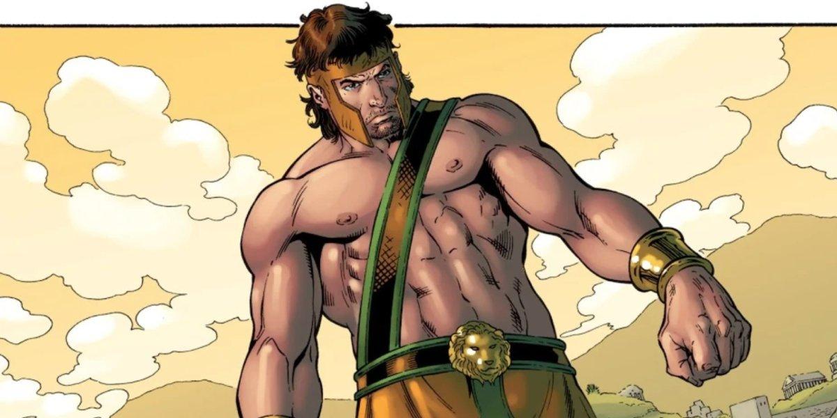 Marvel's comic book iteration of Hercules