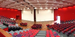 Martin Audio OmniLine Meets Challenges of Essex University Lecture Theater