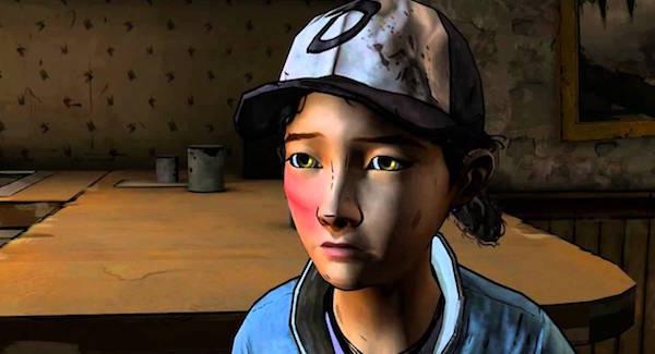 Clementine Walking Dead