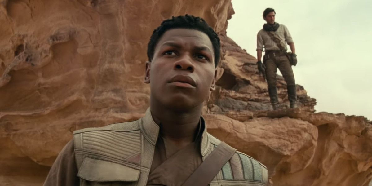 Star Wars Fans Are Still Mad Over Finn's Story In The Sequel Trilogy