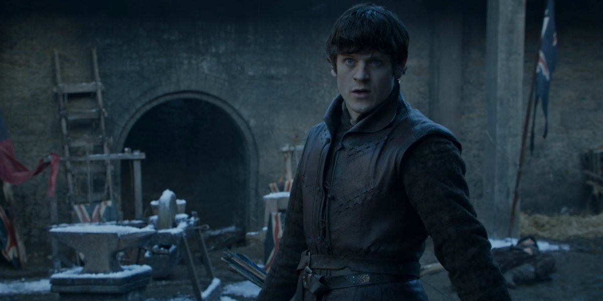 Iwan Rheon on Game Of Thrones