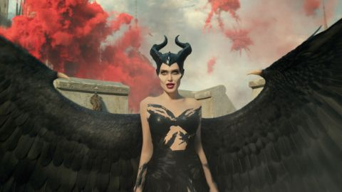 Maleficent Mistress Of Evil Review Angelina Jolie Is