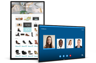 Elo's 5553L Interactive Display