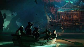 Sea of Thieves A Pirate's Life Season 3 key art