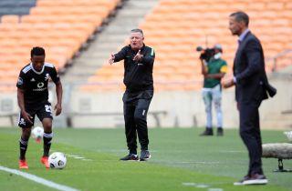 Gavin Hunt, head coach of Kaizer Chiefs