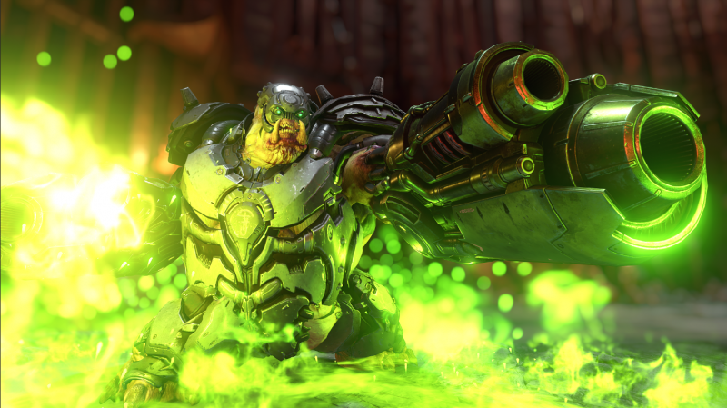 Watch Doom Eternal's very gory first 10 minutes in delicious 4K