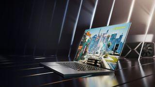 RTX 3080 laptops