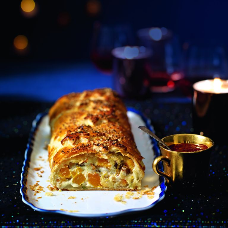 Goats Curd Wellington