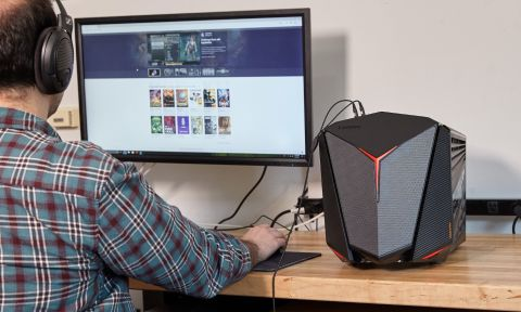 Lenovo IdeaCentre Y710 Cube Review: Road-Ready Warrior