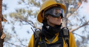 Those Who Wish Me Dead Review: Angelina Jolie's Firefighter Thriller Will Leave You Cold