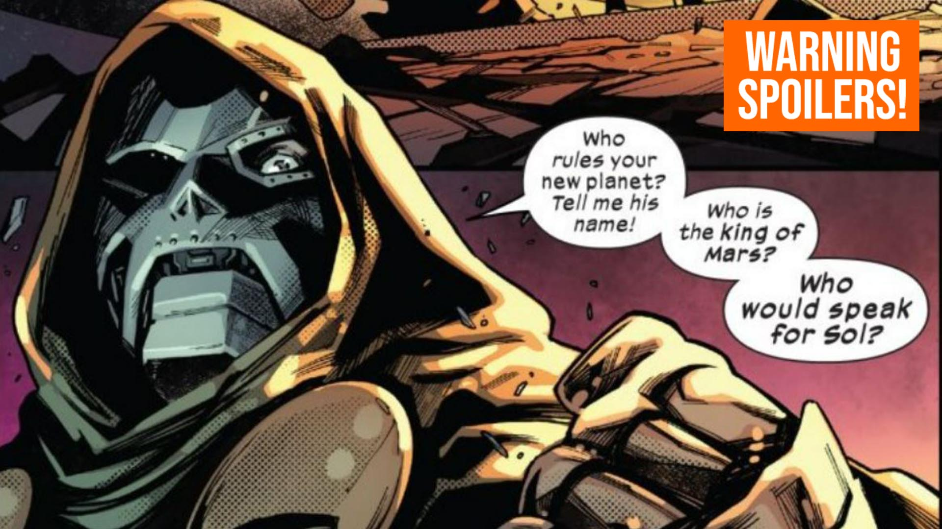 Marvel redefines Earth's place in the universe with cosmic X-Men spinoff SWORD #6 - spoilers