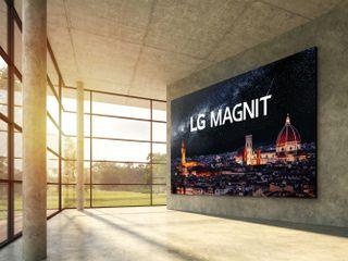 LG MAGNIT Micro LED