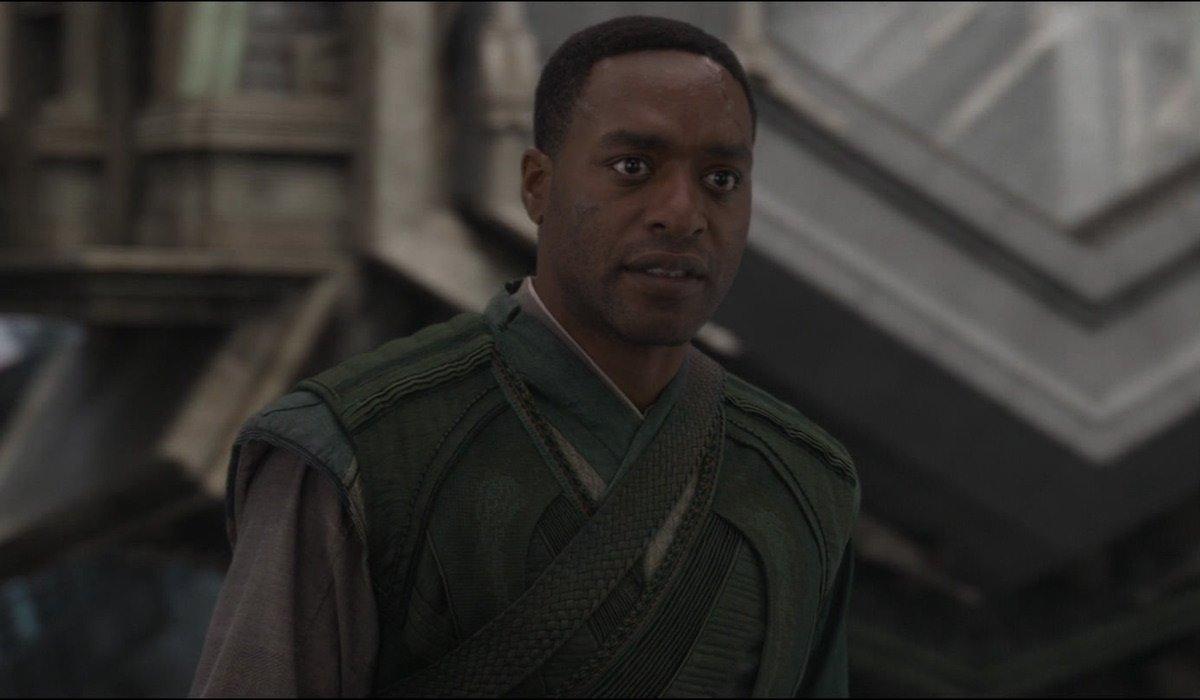 Chiwetel Ejiofor's Mordo in Doctor Strange